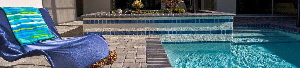 Brick Patio - Pool Surround