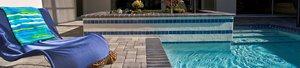 Brick Patio - Pool Surround